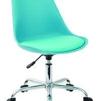 Office Star Teal Emerson Student Office Chair