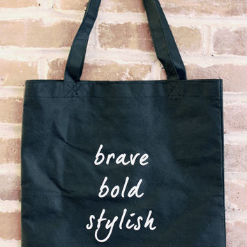 Neue Amour Tote Bags