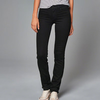 Womens Straight Jeans | Womens New Arrivals | Abercrombie.com