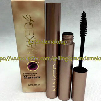 NEW MAKEUP MASCARA BLACK 6PCS