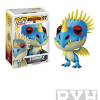 Funko Pop! Movies: How To Train Your Dragon 2 - Stormfly - Vinyl Figure - VAULTED (RETIRED)