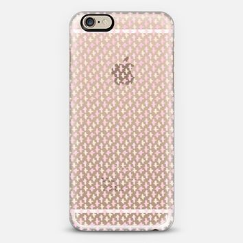 Tickled with PINK Crosses iPhone 6 case by Allison Reich | Casetify