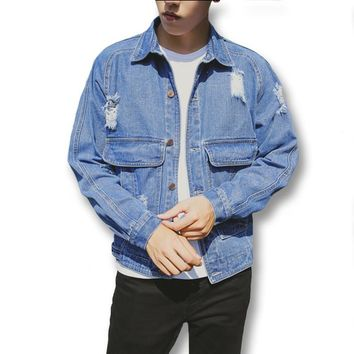 Japanese Denim Jean Jacket