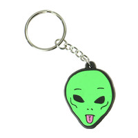 WE OUT HERE ALIEN KEY CHAIN