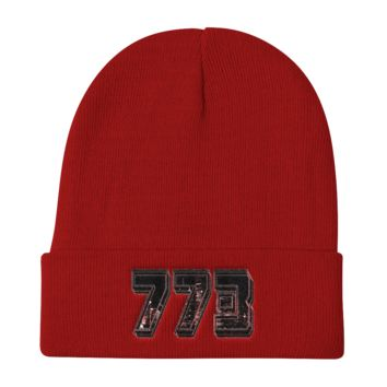 Chicago 773 Knit Beanie