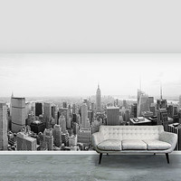 New York City Self Adhesive Wallpaper Mural