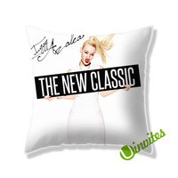 Iggy Azalea Signature New Clasic Square Pillow Cover