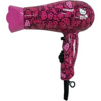 Hello Kitty 1875W Hair Dryer - Magenta | Meijer.com