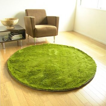 Grass Rug | Generate Design