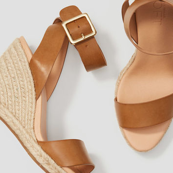Espadrille Wedge Sandals | LOFT