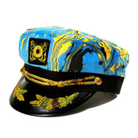 DARBY DIP CAPTAIN HAT