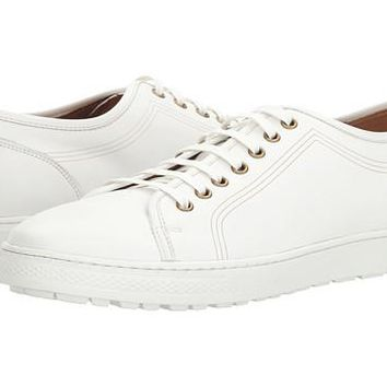Florsheim Forward Low Lace-Up White smooth Men's Shoes