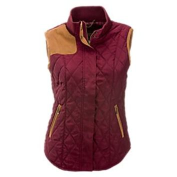 NEW Bob Timberlake Quilted Vest for Ladies