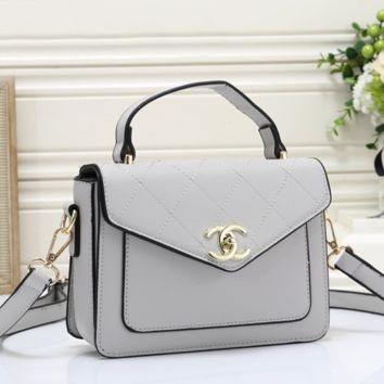Women Leather Fashion Handbag Crossbody Shoulder Bag Satchel