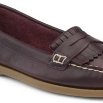 Sperry Top-Sider Avery Loafer WineLeather, Size 6M  Women's Shoes