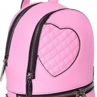 Sweetheart [Matte Pink] | MINI BACKPACK