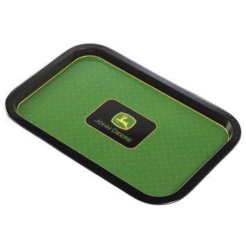 John Deere Rectangle Serving Tray