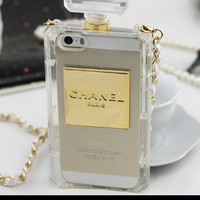 Chanel Perfume Bottle iPhone 5/5S/4/4S Case Samsung Galaxy S5/S4/S3/Note 3/Note 2 Case