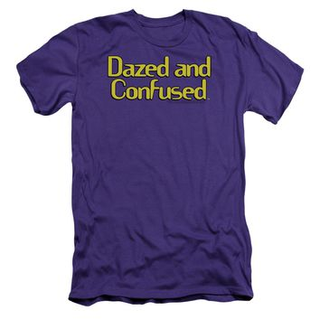 Dazed And Confused - Dazed Logo Short Sleeve Adult 30/1