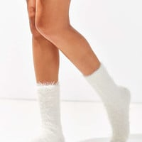Out From Under Feathery Crew Sock - Urban Outfitters