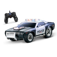 KidiRace RC Remote Control Police Car for Kids Rechargeable Durable and Easy to Control