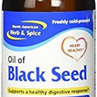 North American Herb & Spice Oil of Black Seed, 8 Fluid Ounce