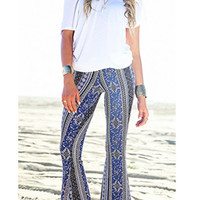 Atacama Bell Bottom Pants
