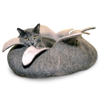 Petal Flower - Felt Bed for Small Pets