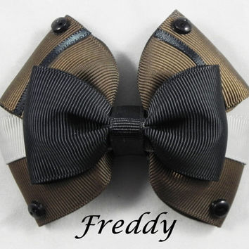 Freddy Hair Bow ( FNAF )
