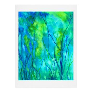 Rosie Brown Ocean Wonder Art Print