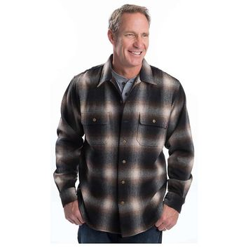 Woolrich Bering Wool Plaid Shirt - Men's
