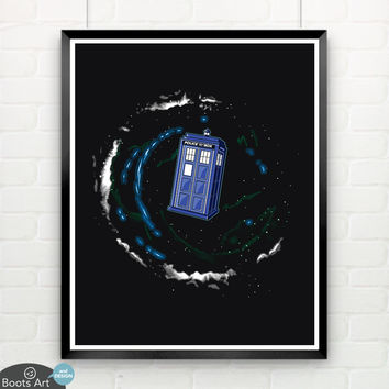 Space and Time and The Universe