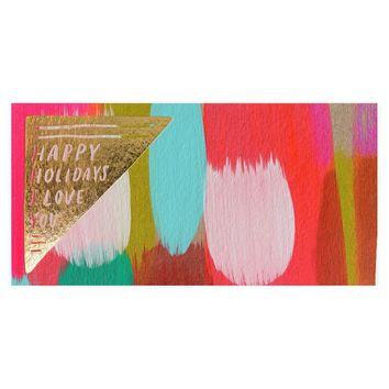 Holiday Love Hand-Painted Boxed Cards