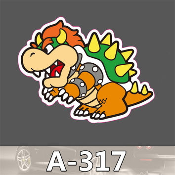 A-317 styling Home decor jdm sticker on auto laptop sticker decal motorcycle fridge skateboard doodle stickers acces