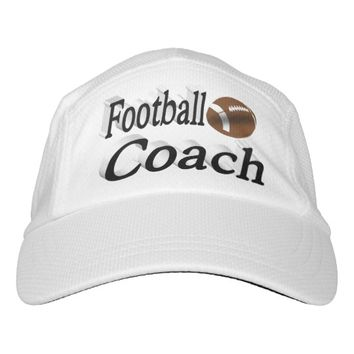 Football Coach 3D Hat
