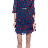 Angie Love Print Dress