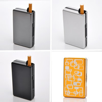 Tobacco Cigarette Case Holder Box Case for 10 Cigarettes M0857 = 1705679812
