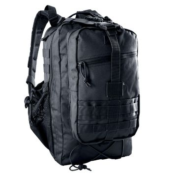Red Rock Gear Summit Backpack Black