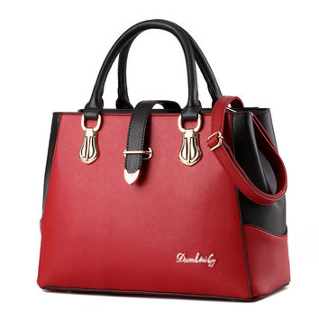 SMINICA Designer Handbags High Quality Women Bag Fashion Brand Ladies hand bag Big Pu Leather Lady Shoulder Bag Female Tote