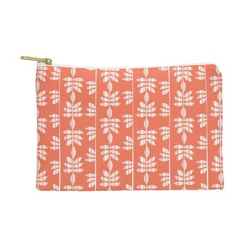 Heather Dutton Abadi Coral Pouch