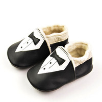 Leather Baby Shoes [4919349508]