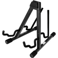 Walmart: On Stage Double Electric and Acoustic Guitar Stand