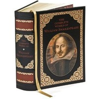 The Complete Works of William Shakespeare Leather Bound – January 1, 1994