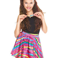 Girls Twizzles Skater Skirt