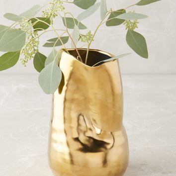 Goldshine Vase