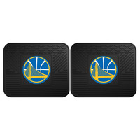 Golden State Warriors NBA Utility Mat (14x17)(2 Pack)