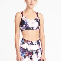 Light-Support Strappy Sports Bra for Women | Old Navy