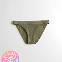 Girls Ribbed Bikini Bottom | Girls Swimwear | HollisterCo.com