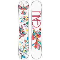 Gnu 14-15 B-Nice BTX Snowboard (Flight Graphic) Snow Snowboards Womens at 7TWENTY Boardshop, Inc