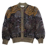 PAADE MODE - Wendy Lace Cardigan Bomber Jacket